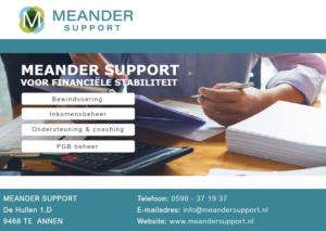 MEANDER SUPPORT